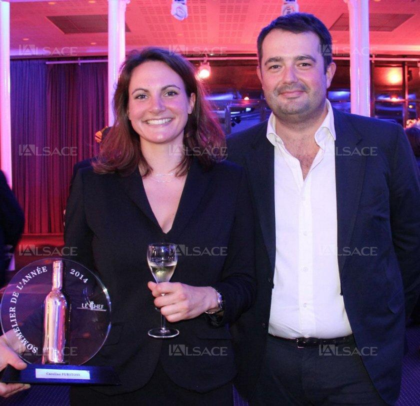 Soirée Trophée du Chef le 22 septembre 2014 à Paris